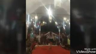 Indian girl nude dance on stage