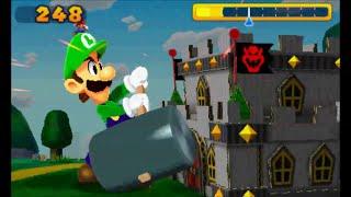 Mario & Luigi: Paper Jam - Attackathon (S Rating) - All Minigames