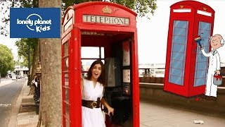 Follow our London trail! - Lonely Planet Kids video