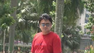 Ashish Sharma the Developer of Wilson Hill's of Gujarat