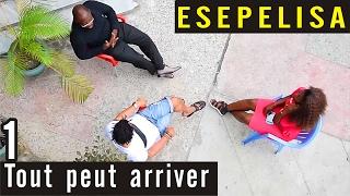 Tout peut arriver VOL 1 - Theatre Congolais 2016 - Doutshe Kapanga - Feux de l'Amour - Esepelisa