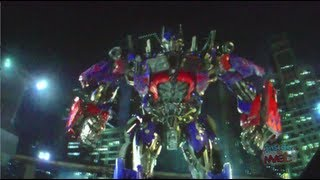 Full Transformers: The Ride 3D ride at Universal Studios Hollywood [1080P HD, Binaural]