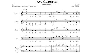 Ola Gjeilo - Ave Generosa