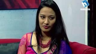Rajina Rimal and Binod Shrestha in Jeevan Saathi