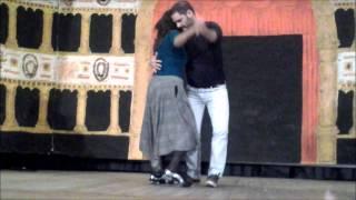 Scottisch de Improviso André e Marisa