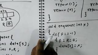 C++ Program for Queue Implementation using arrays