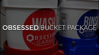 Obsessed Garage Complete Bucket Package