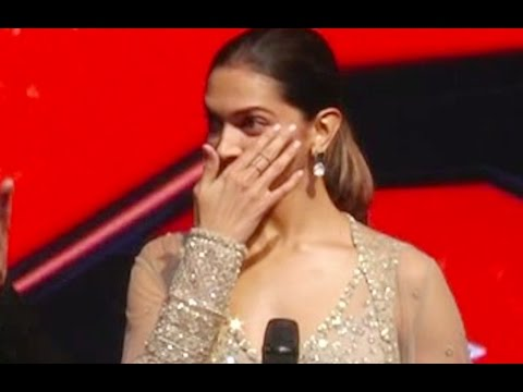 Emotional Deepika Padukone wipes her TEARS at XXX Return of Xander Cage Press Conference