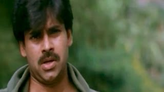 Pawan Kalayn Superb Dialogues & Fight Scene || Kushi Movie