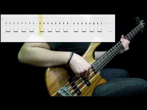 Scandal - Shunkan Sentimental (Bass Cover) (Play Along Tabs In Video)