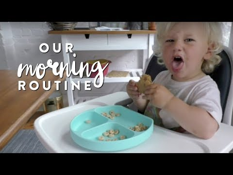 Xxx Mp4 My New Morning Routine Fit Mom W Toddler Edition 3gp Sex