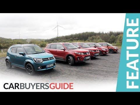 How to use Suzuki Allgrip