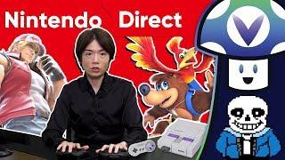 [Vinesauce] Vinny - Nintendo Direct 9.4.2019