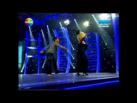 Ali & Ebru Lirik Huysuz la Dans Eder Misin 9.Hafta