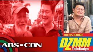 DZMM TeleRadyo: Parang milagro: Viral na taxi driver, e-jeep operator na
