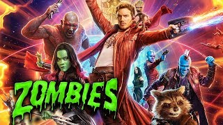 GUARDIANS OF THE GALAXY 2 ZOMBIES  (Black Ops 3 Zombies)