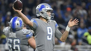 Lions Dominate the Bears, Remain in Playoff Hunt | Stadium