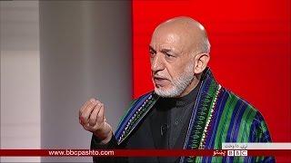 BBC Pashto TV Naray Da Wakht 14 Jun 2016