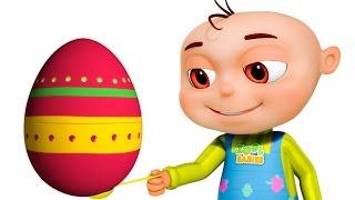 Five Little Babies Playing Egg & Spoon | Zool Babies Fun Songs | Videogyan 3D Rhymes