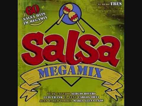 salsa mega mix exitos