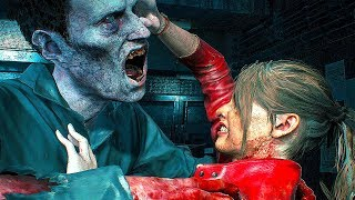 RESIDENT EVIL 2 REMAKE - NEW Gameplay Demo Claire Redfield (2019)