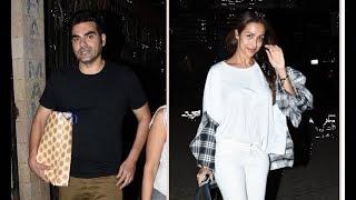Who Invited Malaika Arora at her ex-husband Arbaaz Khan's party!
