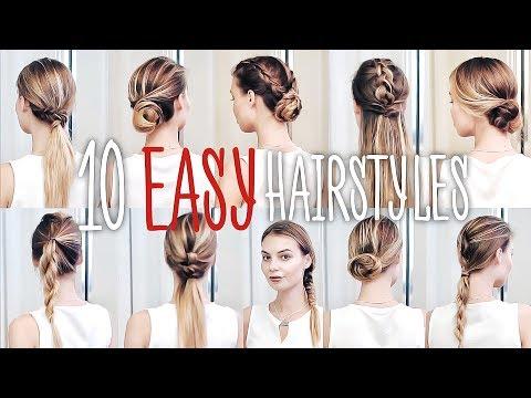 объемные прически для средних волос на каждый день