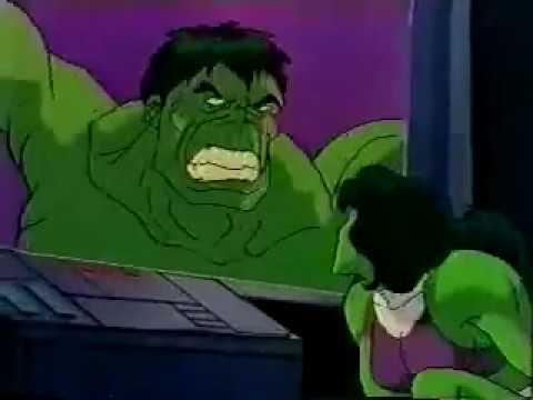She Hulk grows muscular and kicks Dr Doom's butt