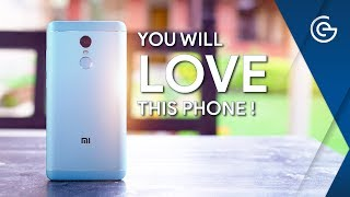 Budget Smartphone You Should Buy - Xiaomi Redmi Note 4X