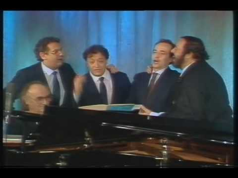 Rehearsals (1) -The Three Tenors Concert 1990