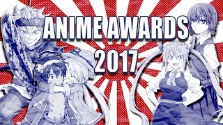 THE BEST AND WORST ANIME OF 2017