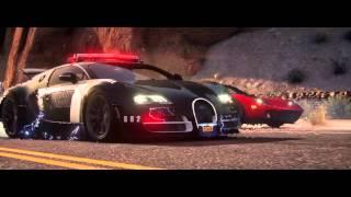 ニード・フォー・スピード ライバルズ:Ultimate Cars, Speed and Riavlry トレーラー