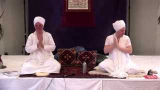 Kriya To Build Stamina and Spark the Glandular System with Sat Dharam Kaur and Sat Kaur
