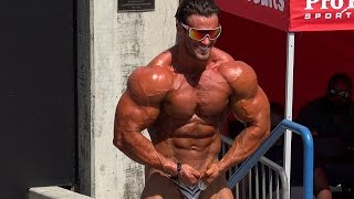 Never Too Big - Calum Von Moger