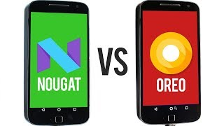 Android OREO vs NOUGAT SPEED TEST ! Performance & Benchmarks Comparison