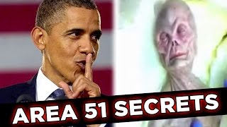10 Secrets About AREA 51