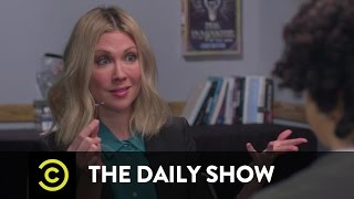 The Gift of Reproductive Rights: The Daily Show