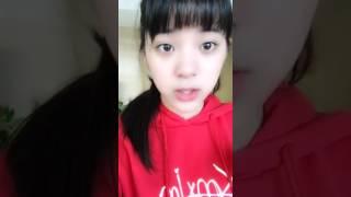 【一直播】歐陽娜娜 Nana 2017.01.29