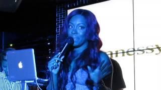 K. Michelle - Rebellious Soul - Album Listening Party - Bevy Club - Chicago - August 5, 2013