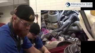 M State Automotive Service Technology