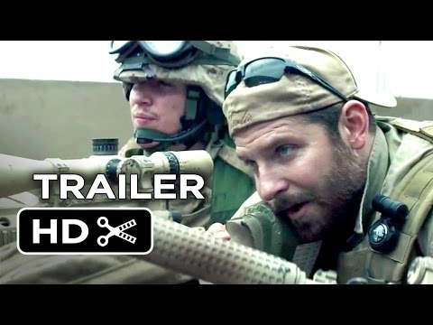 Xxx Mp4 American Sniper Official Trailer 1 2015 Bradley Cooper Movie HD 3gp Sex