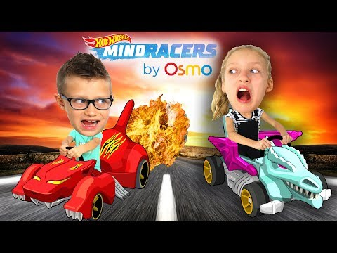 SIS vs BRO Osmo Hot Wheels™ MindRacers Challenge