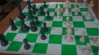 Chess tournament - Final Match - Ashish Singh Vs Ram Vyas , NIT-Srinagar