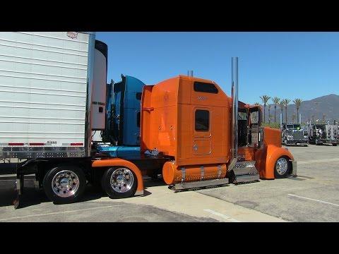 Rolling R Trucking s Kenworth W900L At TFK 2013 Version 2