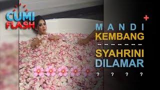 Syahrini Mandi Kembang, Dilamar? - CumiFlash 22 Juli 2017