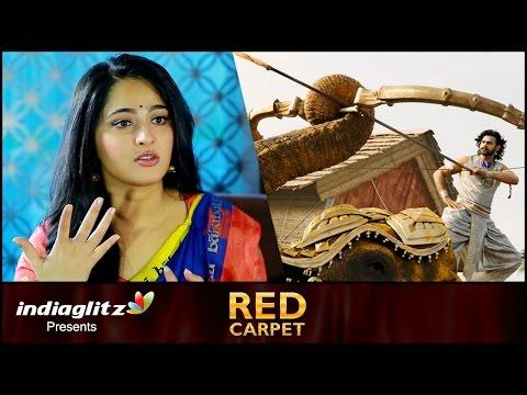 Xxx Mp4 Baahubali 2 Creativity Stuns Me Anushka Shetty Interview SS Rajamouli Prabhas Red Carpet 3gp Sex
