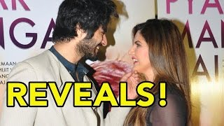 Ali Fazal Reveals About Shooting Intimate Scenes With Zareen Khan