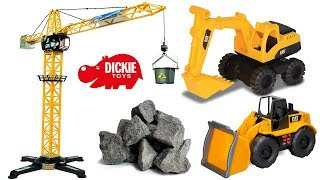 DICKIE CONSTRUCTION TOYS 40