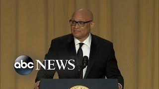 Larry Wilmore | White House Correspondent's Dinner 2016 [FULL SPEECH]