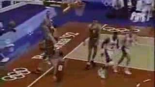 USA Dream Team v Croatia 1992 -- GOLD MEDAL GAME --